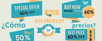 Como establecer precios en tu tienda online