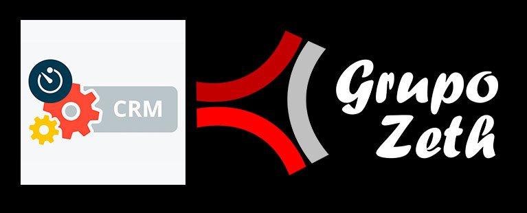 CRM ERP Programa de Gestion GrupoZeth