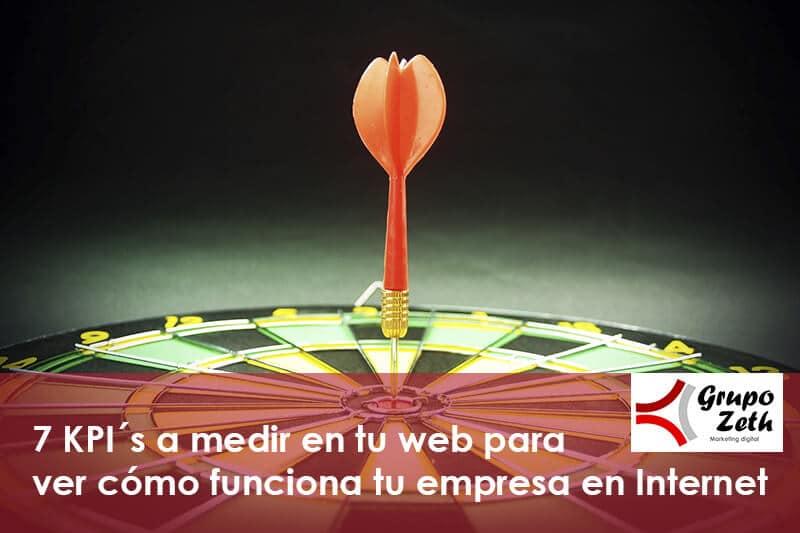KPIs a medir en tu web