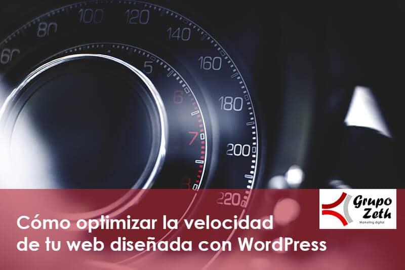Optimizar la velocidad de tu web