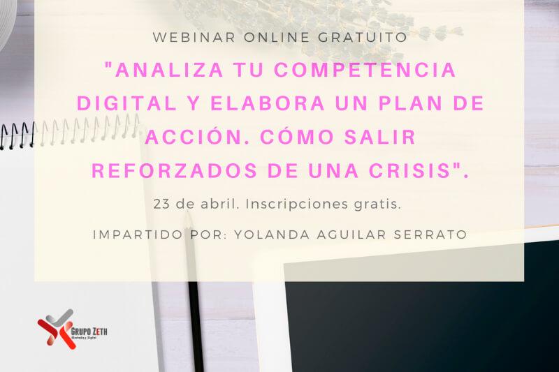 webinar estrategias digitales